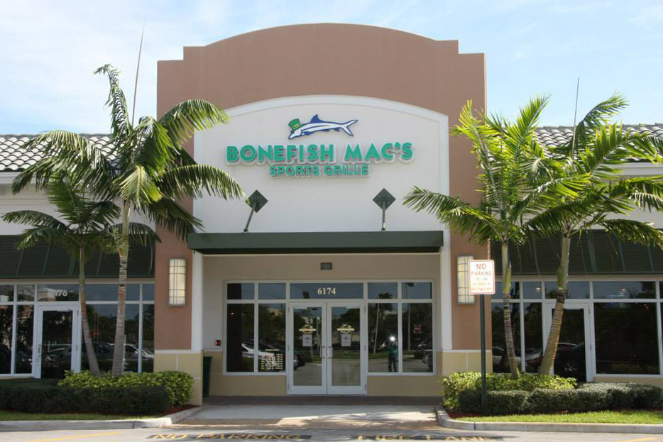 Bonefish Mac's | Sports Grille of South Florida